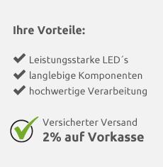 Solar Strassenbeleuchtung LED Parkplatzbeleuchtung 230 V AC Strassenleuchten