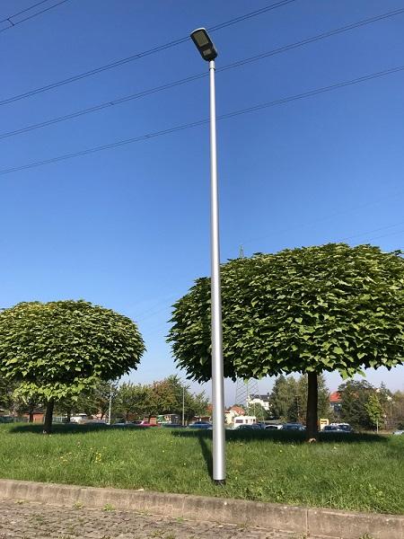 5m-Lichtmast-Alu-Laternenmast-konisch-Alumast